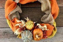 Fall Ideas (food and decor)