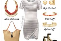 Stella and Dot outfits