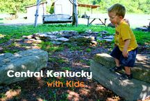 Central Kentucky with Kids / The Central Kentucky Family Travel board is dedicated to the best family destinations, attractions, activities, and hotels in and around the Lexington and Frankfort area. Explore kid-friendly Bluegrass Country Kentucky! #FamilyTravel #Trekarooing / by Trekaroo Family Travel