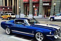 Motor Mustang