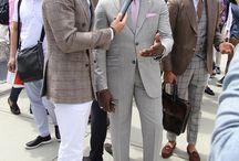 Men's- casual- trouser- white