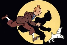 Tintin / by I Am Astounded