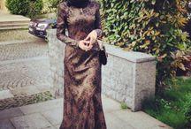 Prom Dress / Islamic Fashion, Maxi Dress, Prom Dress, Hijab Fashion, Hijabi, Trend