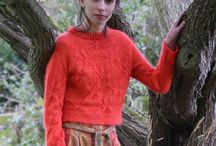 Jerseys, jumpers, sweaters and cardigans / knitting pattern inspiration for jerseys, jumpers, sweaters, cardigans.