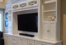 Tv lounge room ideas