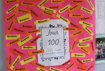 100 eme jour école