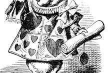 Alice in Wonderland - Ilustrations and others