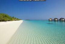 Verden - Maldiverne