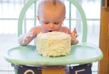 1st birthday/christening ideas