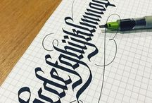 Caligraphy