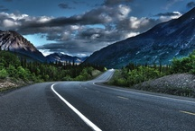 Nature's Beauty via Photography-Roads