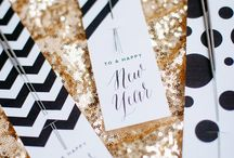 New Years Party Ideas / by Brooklyn Limestone