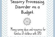 Sensory prosessing