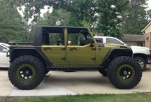 Cool Jeeps