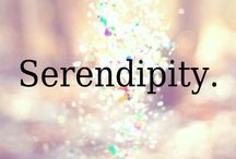 Serendipity, Inspiration & all things magical