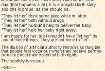birth stuff