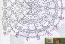 Crochet Dolies / by Antonella