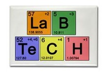 For the Lab Tech in Me...