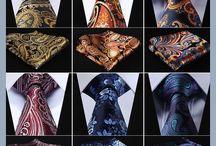 Ties Handkerchiefs