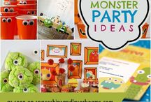 monster party_inspiration