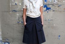 Work clothes / by Kristy Sherriff