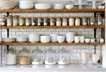 open kitchen cafe