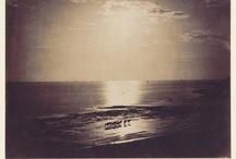 Gustave Le Gray / « J'émets le vœu que la photographie au lieu de tomber dans le domaine de l'industrie, du commerce, rentre dans celui de l'art. » Découvrez dans ce board une sélection de photographies de Gustave Le Gray, l'un des premiers artistes photographes. / par GallicaBnF