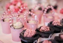 pink paris and poodle party