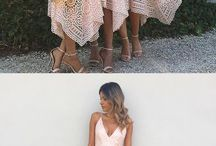 Karolina's bridesmaid dresses