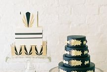 Wedding cakes / by Emily Cole