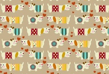 Fabric / by Lesley Dewan