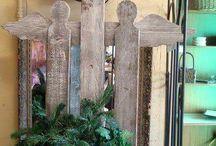DekorÁzie z dreva