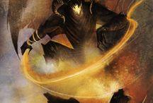 Silmarillion fan art
