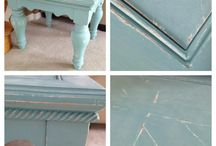 DIY: Furniture Redo / by Priscilla Matuson