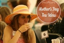Teas/ladies / by Claudia Berlin