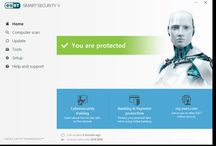 Eset Smart Security v9.0.375 With Serial key