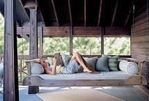Porches and Patios / by Kathy Shay-Shapiro