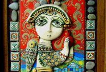 Tsolak Shahinyan (b.1964) / Born in 1964 in Gyumri, Armenia.