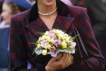 3 APRIL 1985 PRINCESS DIANA IN REDRUTH CORNWALL TO OPEN MINERS ROW CATEGORY II HOUSING DEVELOPMENT / Royal visit to Redruth Cornwall