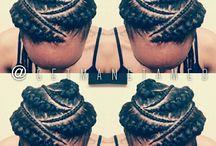 retta hairdo