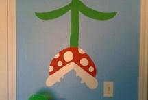 Mylo's big boy room / by Addie Gross