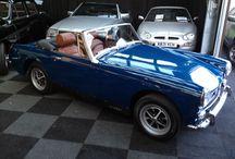 MG Sprites and Midgets / British Classic Sports Cars