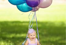 shaylee's first birthday