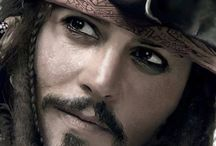 (Jack Sparrow)(Johnny Depp)