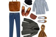 Fall Casual / by Kaleigh Somers