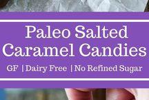paleo salted caramel candies