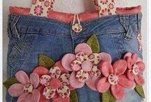 bolsos jeans recicle