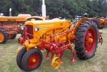 tractors/farm machinery