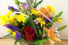 Spring Flowers / We love designing spring flowers! Do you have a favorite?