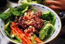 Viet dishes